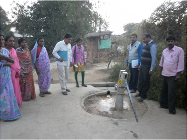 Handpump Verification